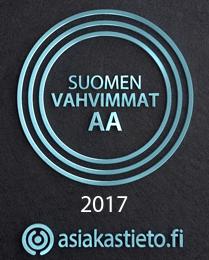 suomen vahvimmat logo